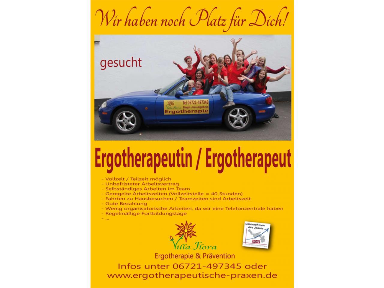 ErgotherapeutIn